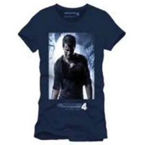 T-SHIRT T-shirt Uncharted 4
