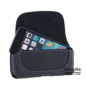 a64f64b003c HOUSSE - ÉTUI HLMonkey® Etui Ceinture Cuir Noir pour iPhone 5-5S