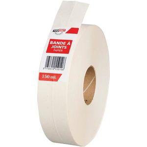 Mastic en bande achat vente mastic en bande pas cher for Bande a joint papier