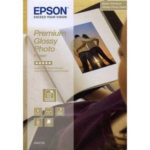 PAPIER THERMIQUE EPSON Papier photo premium - Brillant - 255g/m2 -