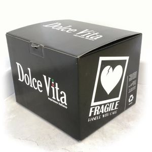 CAFÉ Dolce vita - pack de 80 capsules de café compatibl