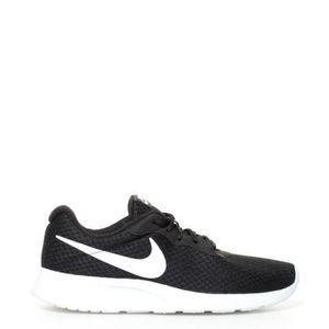 BASKET Nike - Chaussures noires, Tanjun blanc