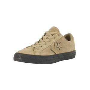 BASKET Converse Homme Star Player OX Trainers, Beige
