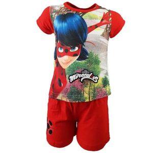 Ensemble de vêtements Ensemble De Vetements - NPZ - Pyjama court Ladybug