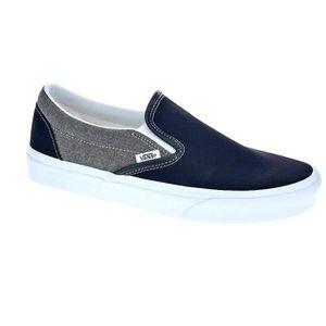 8c138bcd6d5 SLIP-ON Chaussures à lacets - Vans Classic Slip On Homme
