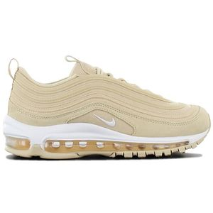 CHAUSSURES BASKETS NIKE femme Wn's Air Max 97 LX taille Rose Cuir Lacets