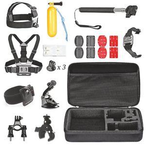 PACK ACCESS. CAMESCOPE Kit +30 accessoires pour caméra de sport – OuiVall