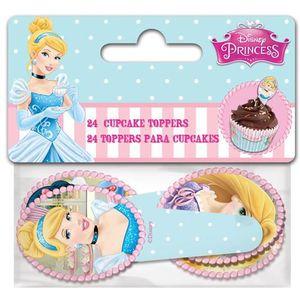 Figurine décor gâteau Décor pour cupcakes Princesse - Stor