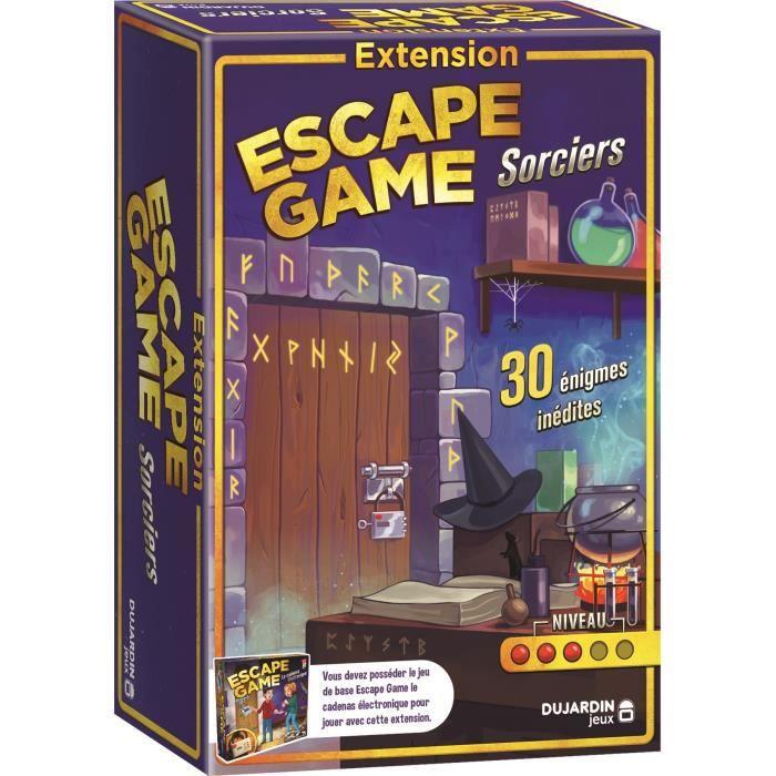 DUJARDIN Escape Game L'Extension Sorcier
