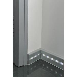 plinthe aluminium lumineuse led 12v 2 ml achat vente sols pvc plinthe pvc plinthe. Black Bedroom Furniture Sets. Home Design Ideas