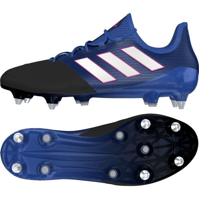 new concept a849e c74d6 Chaussures Adidas ACE 17.1 LEATHER SG