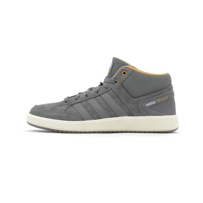 adidas Chaussures Cloudfoam All Court Mid adidas soldes 2aDMyRT
