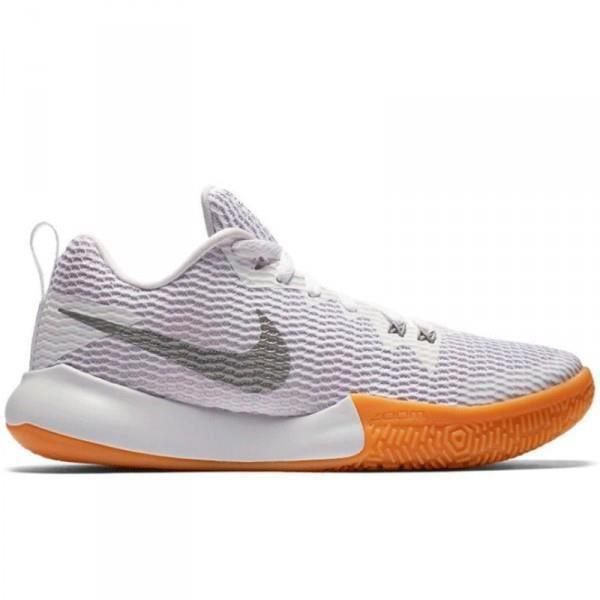 Nike Live Zoom Blanc Chaussure De Pour Basketball Ii Prix Femme 8POX0knw
