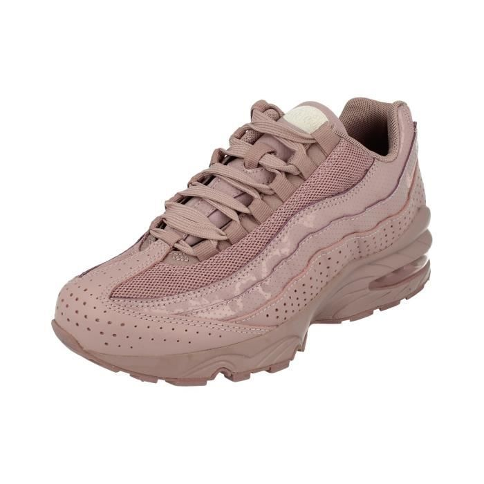 70cef53d5f Nike Air Max 95 Se GS Trainers Aj1899 Sneakers Chaussures 600 Rose ...