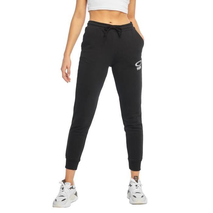 une performance supérieure gamme complète d'articles info pour Puma Femme Pantalons & Shorts / Jogging OG Cuffed