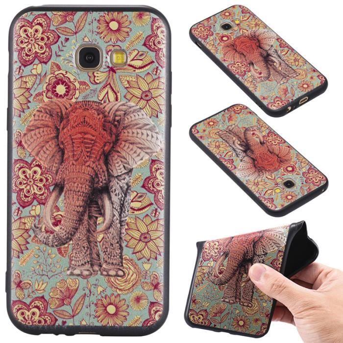 coque samsung a5 2017 elephant
