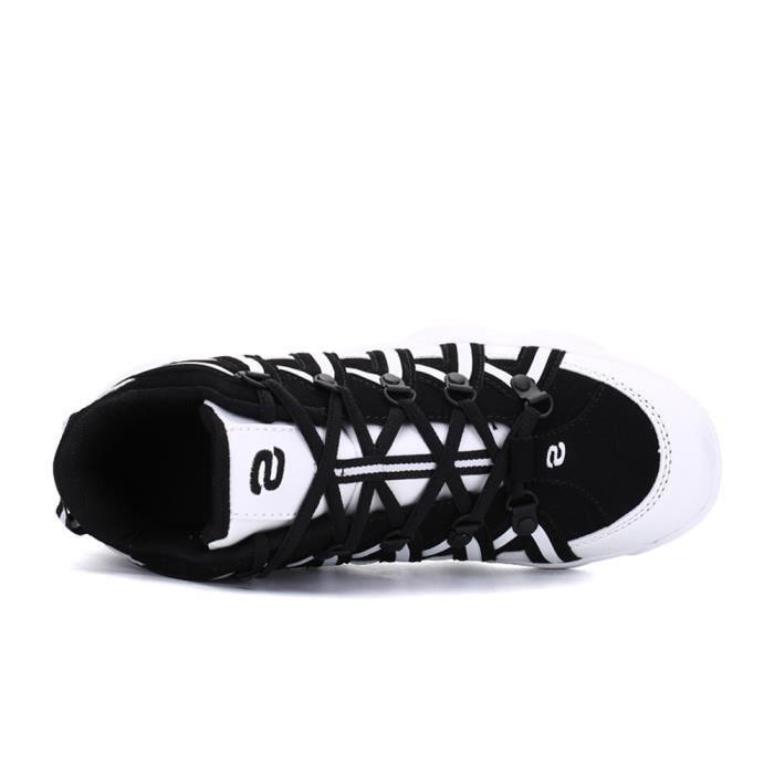 Chaussures basket 44 qualité Léger Poids casual Haut 39 Plus ModeSneaker sport de Homme Homme Taille Nouvelle Basket 2017 wgUxpqWTt