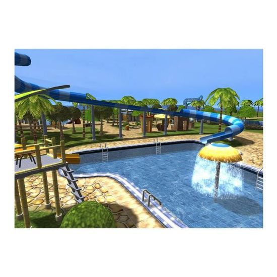 Waterpark Tycoon Win CD allemand - Achat / Vente jeu pc