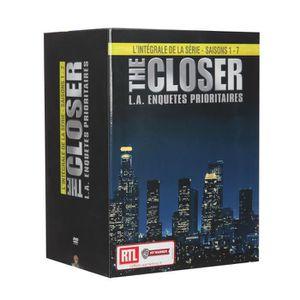 DVD FILM DVD Coffret The Closer - L'intégrale des saisons 1