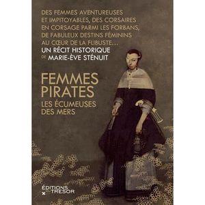 LIVRE SCIENCES Femmes pirates