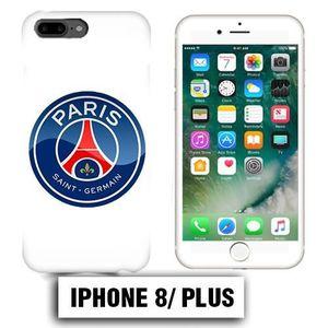 coque iphone 8 plus football psg