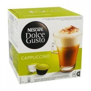 CAFÉ Capsules Dolce Gusto cappuccino