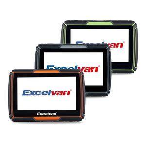 PACK GPS AUTO Excelvan Moto GPS Pack GPS Auto Etanche Lecteur de