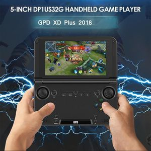 CONSOLE AUTONOME GPD XD Plus  Android 7.0 Handheld Game Console MT8