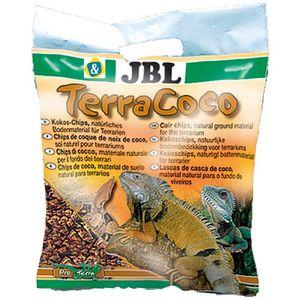 DÉCO VÉGÉTALE - RACINE JBL Copeaux de noix de coco Terracoco - Pour repti