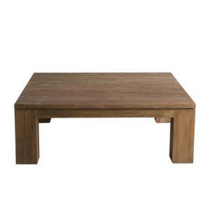 nouveau concept d2755 b0b2b Table basse 100x100