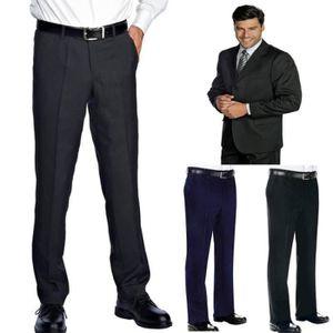 bb21487e6a78 PANTALON PRO Pantalon de costume de travail homme en laine FODE