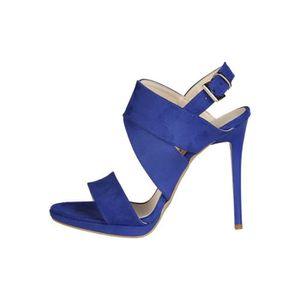 Sandale - Nu-Pieds - V 1969 - Sandales pour Femme violet V 1969 XT0SjHCoG
