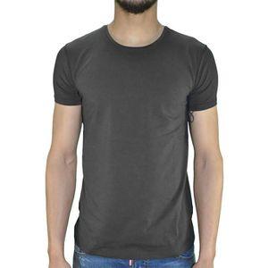 30e3bdc3b11 Emporio Armani - Tshirt Manches Courtes - Homme - Ea 02 - Noir ...
