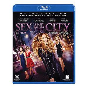 BLU-RAY FILM Blu-Ray Sex and the city - le film