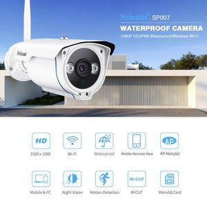 CAMÉRA IP Mi Caméra de Surveillance Caméra IP 1080P HD sans