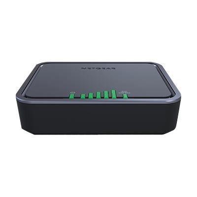 NETGEAR Modem 4G LB1111-100EUS LTE Cat + PΠ- Compatible avec les connexions 3G/2G