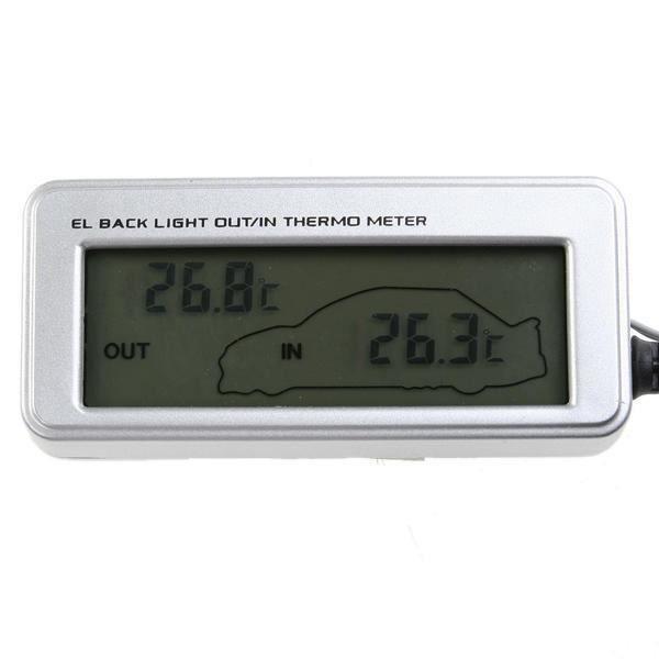 Thermometre interieur de voiture achat vente for Thermometre interieur pas cher