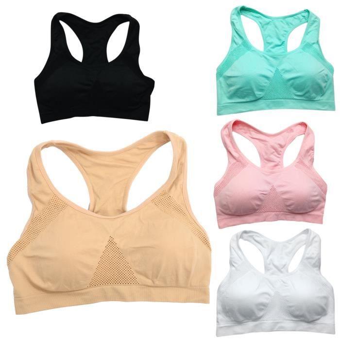 Poussee Sommeil Couleur gorge Sport de Yoga Noir M Fitness 3535 Soutien La Du Vetements Noir De q1wRx8Pqt