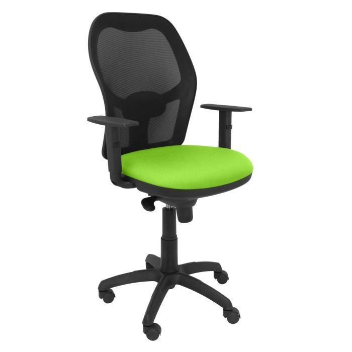 Conception innovante 290d5 20752 Fauteuil de bureau ergonomique avec mécanisme synchro, accoudoirs réglables  et hauteur réglable Dossier en maille respirante en