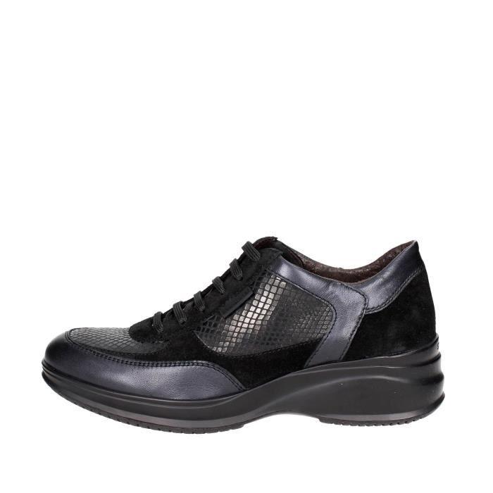 Stonefly Sneakers Femme Noir, 36