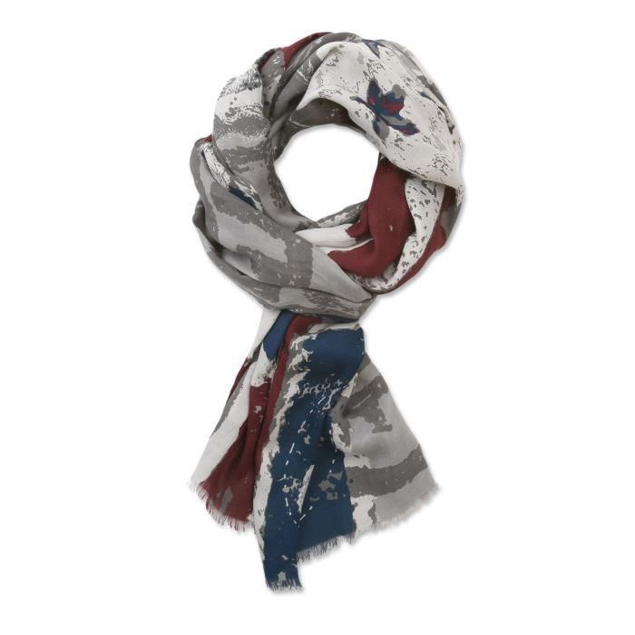 NAPAPIJRI Echarpe unisexe - Achat   Vente echarpe - foulard ... 98f64091c6a