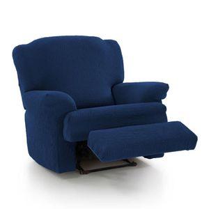 Housse pour fauteuil relax achat vente pas cher for Housse de protection pour canape et fauteuil