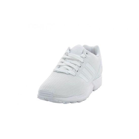 Basket adidas Originals ZX Flux - B34503 Blanc Blanc basket - Achat / Vente basket Blanc 256506