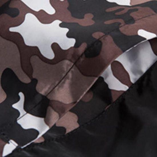 Rw4343 À Automne Capuche Extérieur De Style Manteau La Hiver Homme Veste Sport Loisirs Camouflage xwqAOZ1