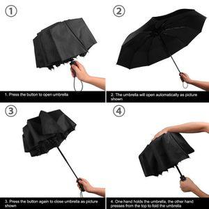 parapluie inverse automatique achat vente parapluie inverse automatique pas cher cdiscount. Black Bedroom Furniture Sets. Home Design Ideas