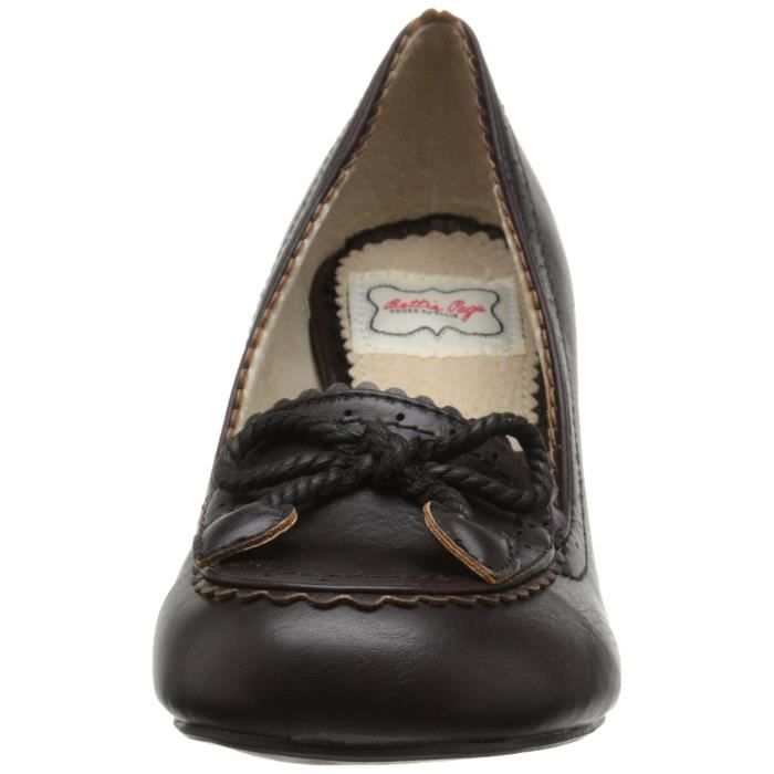 Bettie Page Bp310-capri Slip-on Loafer O5EQ1 Taille-40