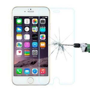 FILM PROTECT. TÉLÉPHONE Film d ecran protecteur en verre trempe pour iPhon