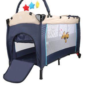 LIT PLIANT  Lits pour bébés/Enfant Lit de Voyage Parapluie Pli