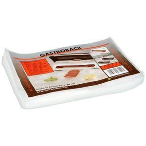 SAC DE CONSERVATION Gastroback - 46115 - 50 Sacs de conservation so…