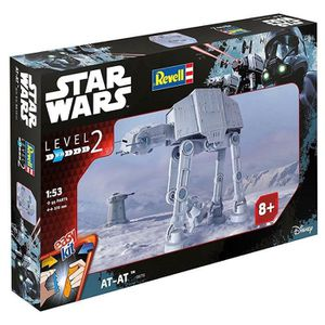 VAISSEAU À CONSTRUIRE STAR WARS - Easy Kit - AT-AT